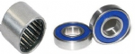 Swing Arm Bearing Set. (x3 Bearings) America, Speedmaster, Bonneville, Thruxton & Scrambler.
